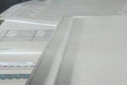Solusi hasil fotocopy bagian belakang kertas kotor