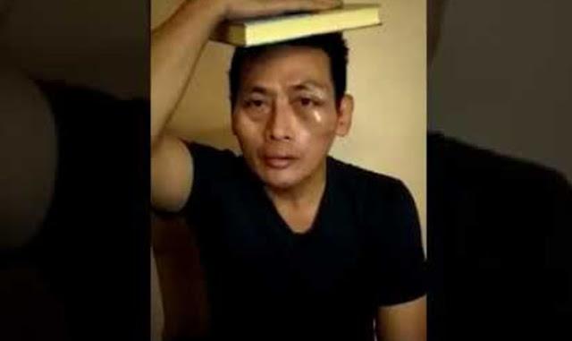 Polda Metro Buru Penculik Relawan Jokowi Ninoy Karundeng