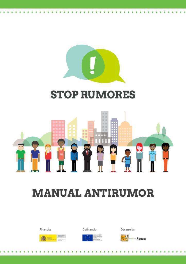 Manual antirumor: Stop rumores