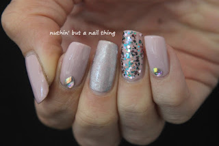 sparkle nail art design ideas