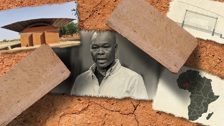 Diébédo Francis Kéré: How to build a community with your hands