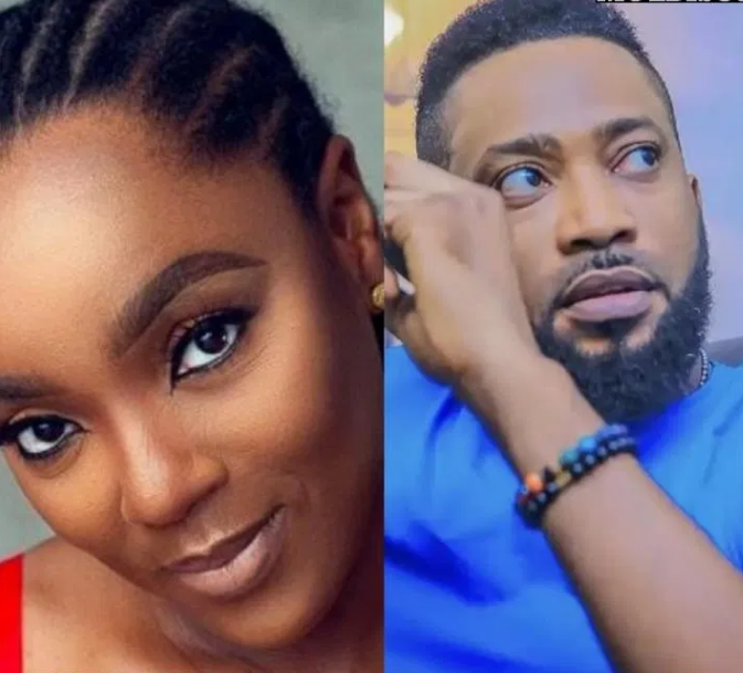 """Chioma Akpotha Replies Fred Leonard After He Told The Actress """"I Love You Much More Than More"""""""