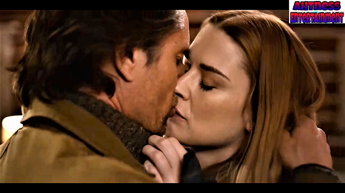 Alexandra Breckenridge kissing scene - Virgin river s01 (2020) HD 720p