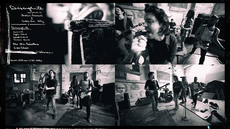 Divergente - ¨Divergente¨ - Videoclip - Dirección: Abraham Echevarría Díaz - Debbie Ann Díaz. Portal Del Vídeo Clip Cubano