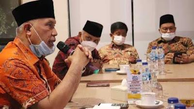 OJK Sumbar Dukung Konversi Bank Nagari Jadi Syariah