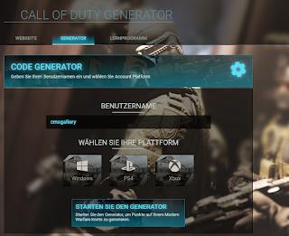 Mycodpunkte.com Get Modern Warfare CP Cod from Mycodpunkte