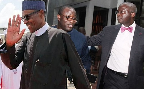 Buhari Snubs Anti-Osinbajo Ministers, Aides Who Bypass Him To Sign Files In UK