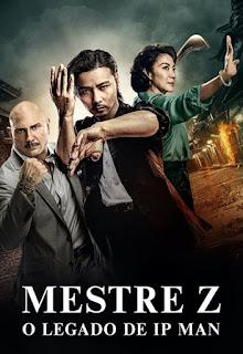 Capa filme Mestre Z: O Legado de Ip Man Grátis