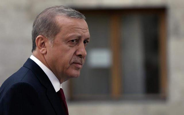 Αντίποινα Ερντογάν: Παγώνει τα περιουσιακά στοιχεία δύο Αμερικανών υπουργών στη χώρα