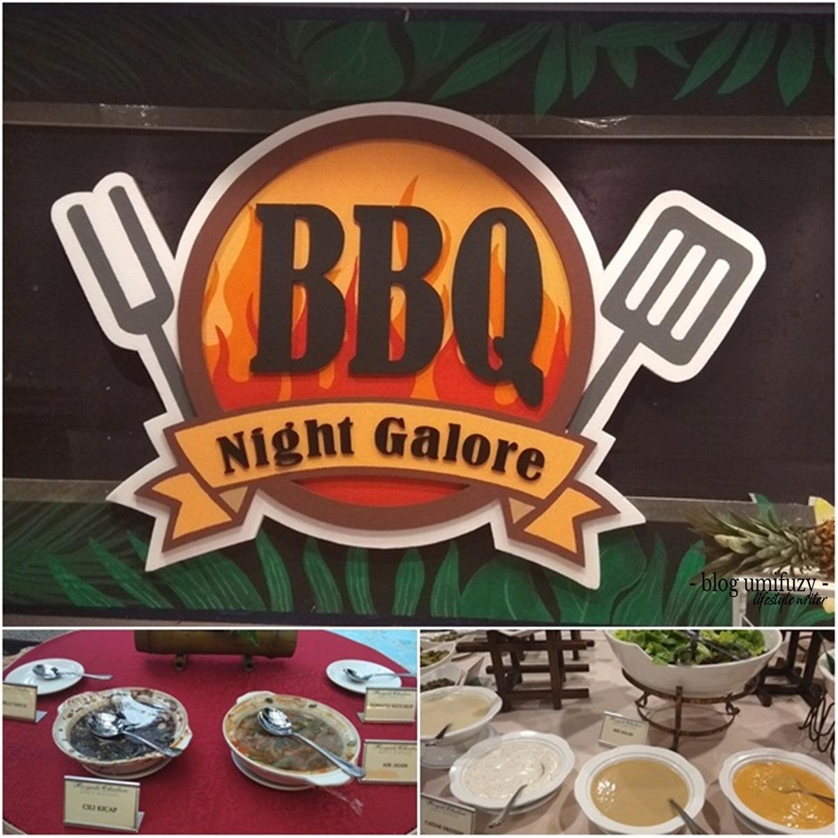 BBQ Buffer Dinner @ Royale Chulan Bukit Bintang Setiap Hari Jumaat