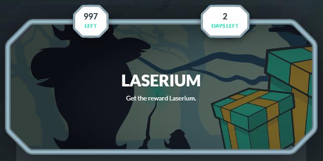 免費序號領取:Laserium