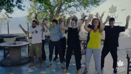 Το πιο καλοκαιρινό viral video έρχεται από τις Ράχες!