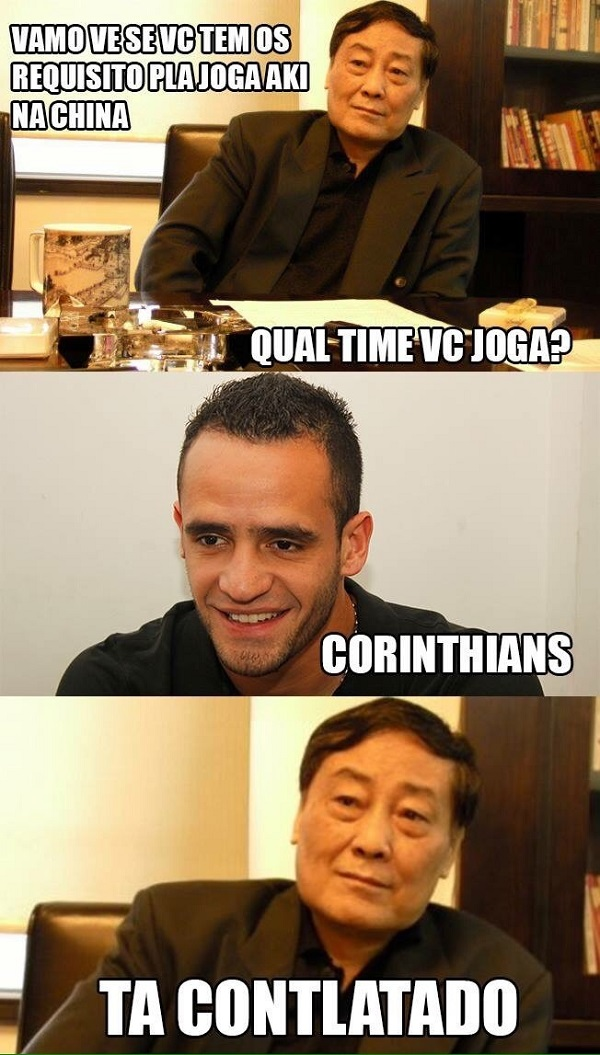 Imagens para WhatsApp zuando o Corinthians