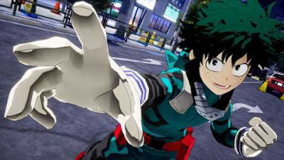 Anime games - My Hero: One's Justice