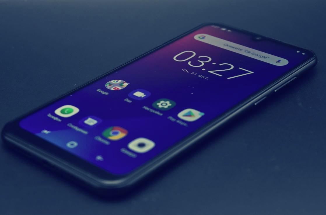 Budget Chinese smartphone Doogee N20