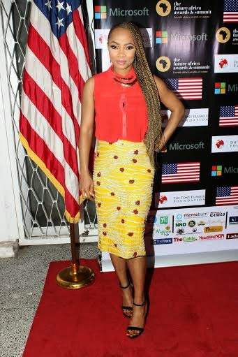 00 Photos: Celebs step out for Future Africa Awards Nominees Reception