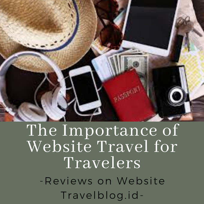 The Importance of Website Travel for Travelers