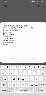 Daftar Paket Indosat Terbaru