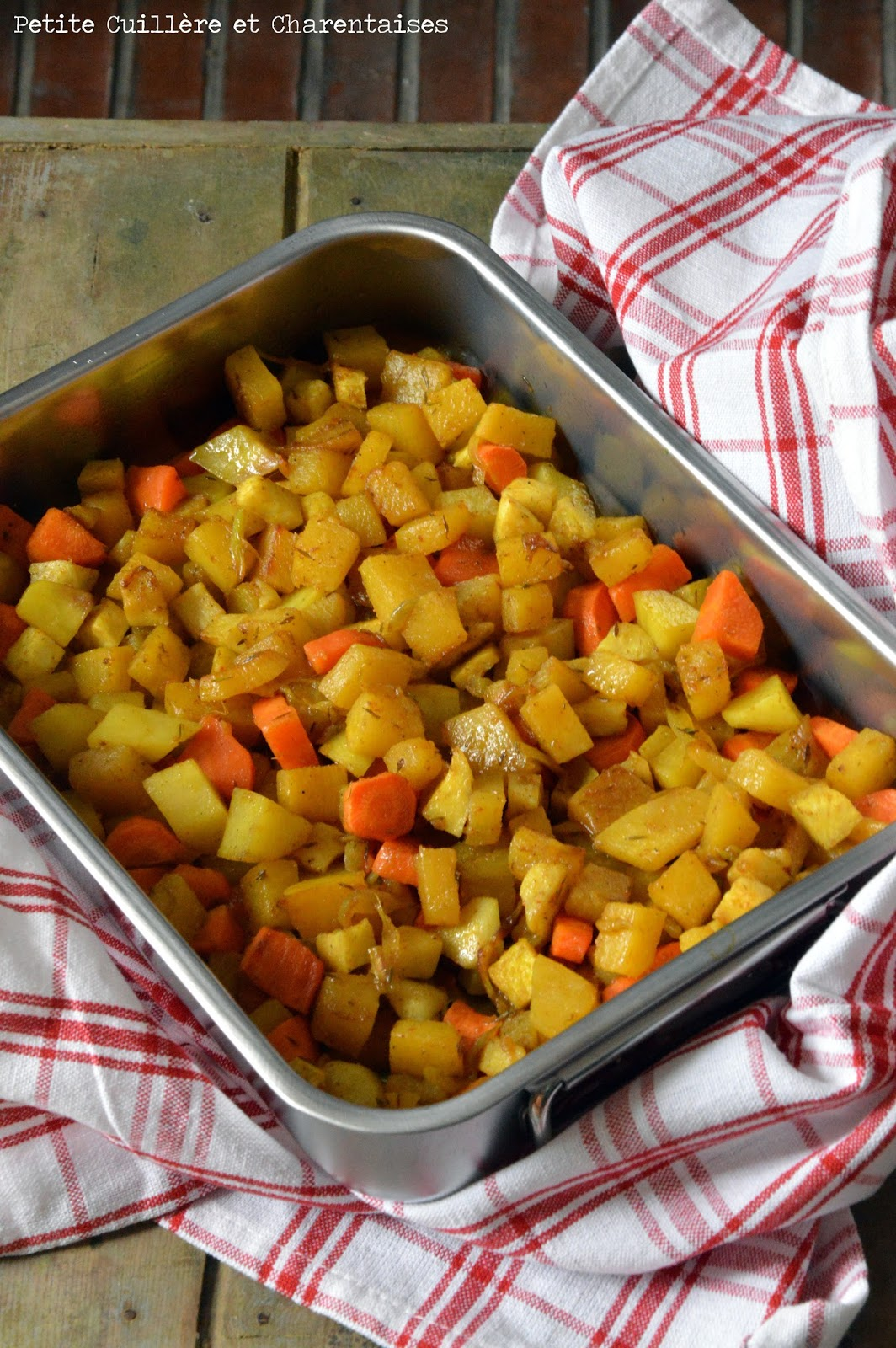 Petite cuill re et charentaises crumble de l gumes d 39 hiver pic s - Legumes d hiver liste ...