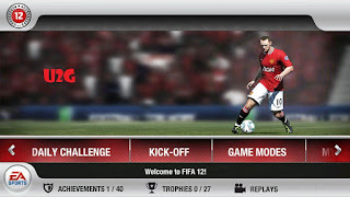 FIFA 12 Lite for Android