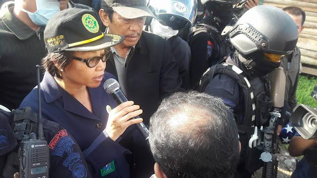 Setelah Lokasi Dikuasai, PN Palopo Baca Surat Keputusan Eksekusi