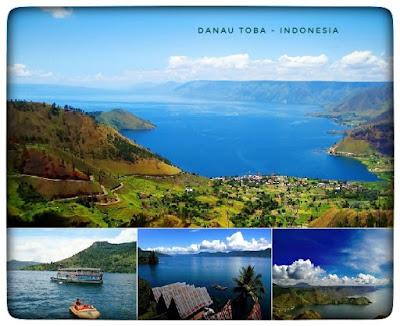 Danau toba Sumatra Barat