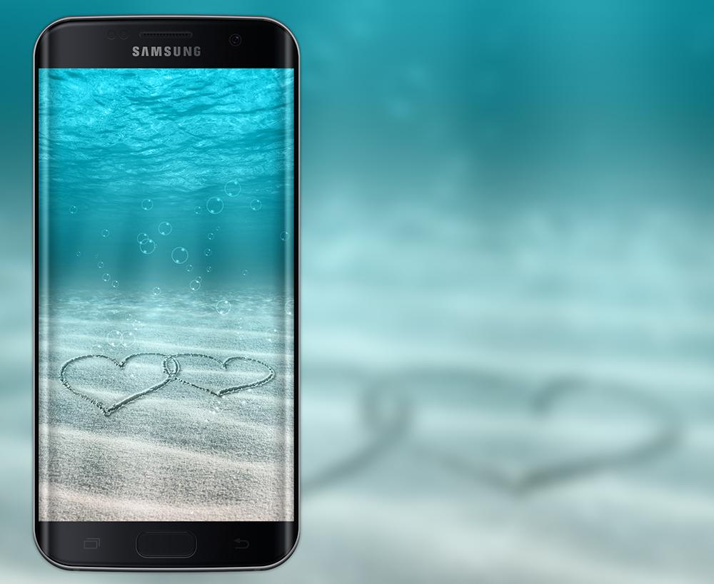 Hd wallpaper for samsung j7 - Love Underwater Wallpaper Samsung Galaxy J7
