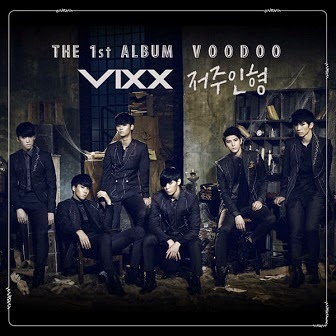 VIXX Thank You For My Love English Translation Lyrics