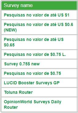 survey greenpanthera