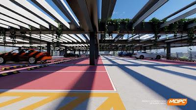 Obras Públicas anuncia  construcción de20 edificaciones para parqueos con capacidad de ocho mil espacios vehícular