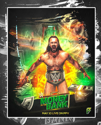 WWE Money In The Bank 2020 DVDHD NTSC Latino