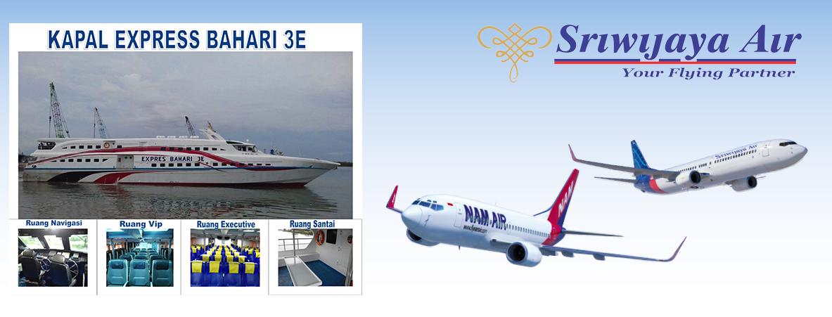 Tiket Pelni-Kapal express bahari- tiket pesawat