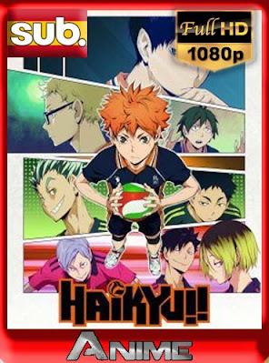 Haikyu! Los ases del vóley (2015) Temporada 2 subtitulada HD [1080P] [GoogleDrive] RijoHD