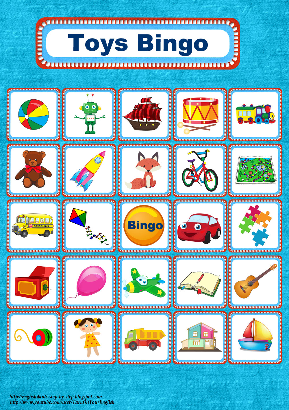 Toys And Games Com : Toys song for children