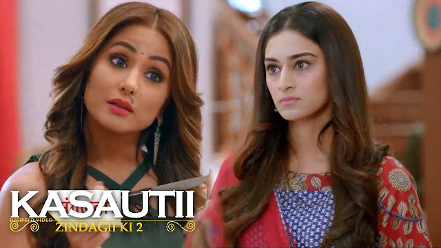 OH NO! Komolika creates havoc in Basu house, Prerna thrown out of house in Kasauti Zindagi Ki: