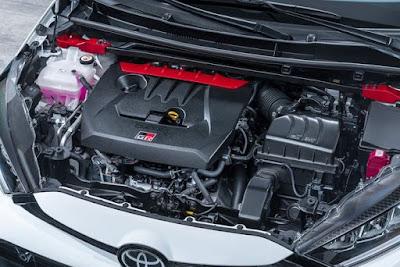 Spesifikasinya Meisn Toyota GR Yaris 2020