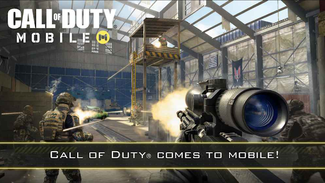 APK OBB File Call Of Duty 1.0.2 Test For Tencent Gaming Buddy