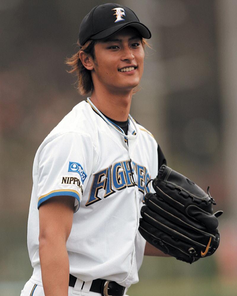 First Asian Baseball Player 67
