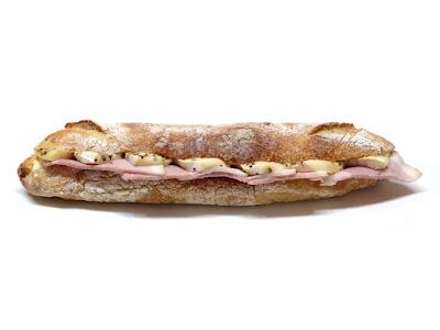 カマンベールとハムのサンドイッチ | BOULANGERIE SEIJI ASAKURA(ブーランジェリーセイジアサクラ)