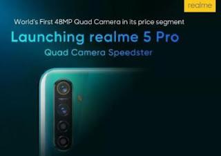 Smartphone Baru Realme 5