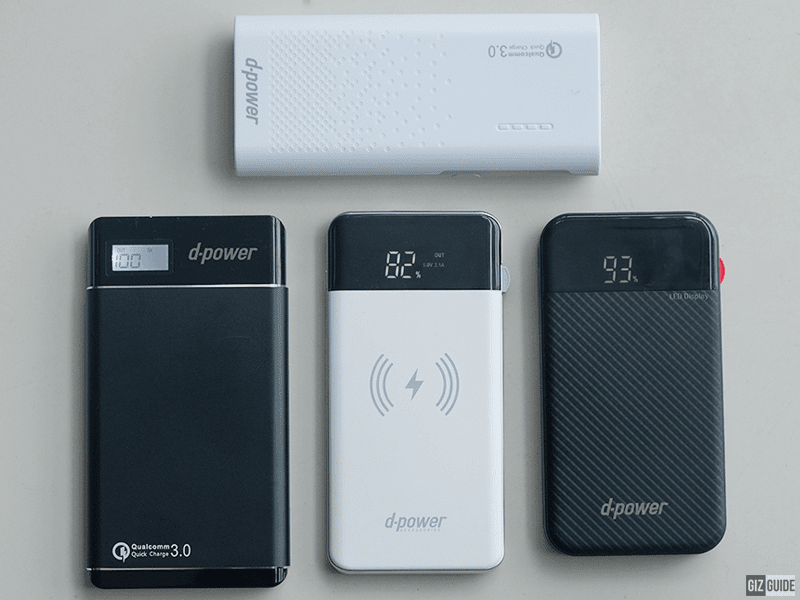 d-power power banks