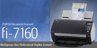 Fujitsu Fi-7160 Document Scanner Software Download