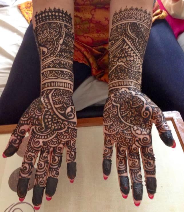 70+ Mehndi Designs For Girls