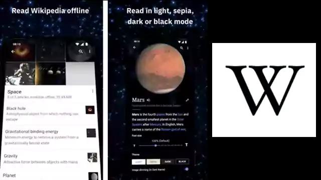 تحميل تطبيق اندرويد Wikipedia الموسوعة التعليمية
