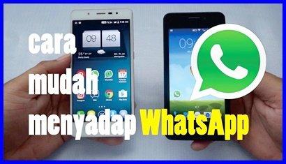2+ Cara Sadap WhatsApp Terbaru Terbaik