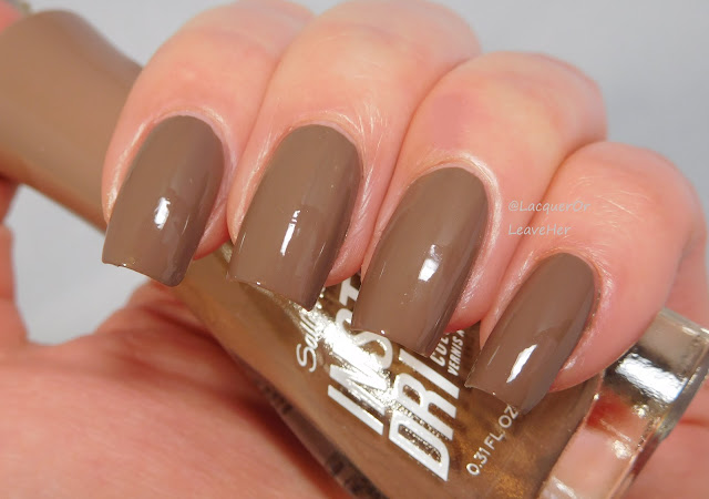 Sally Hansen Taupe To Go