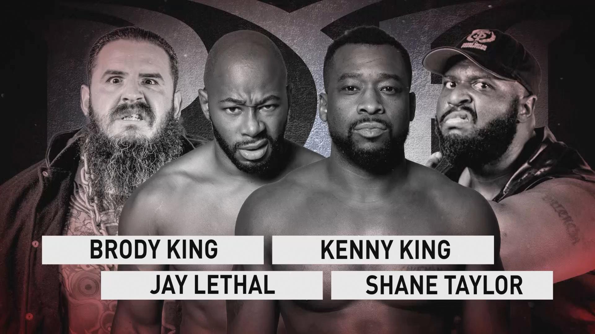 Cobertura: ROH Wrestling (27/09/2021) – Campo de guerra!