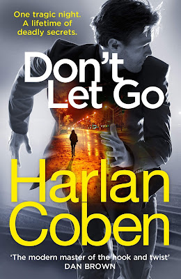 Don't Let Go by Harlan Coben book cover
