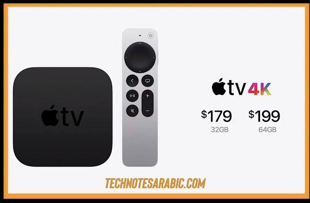 Apple TV 4K design and price