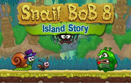 Salyangoz Bob 8 - Snail Bob 8